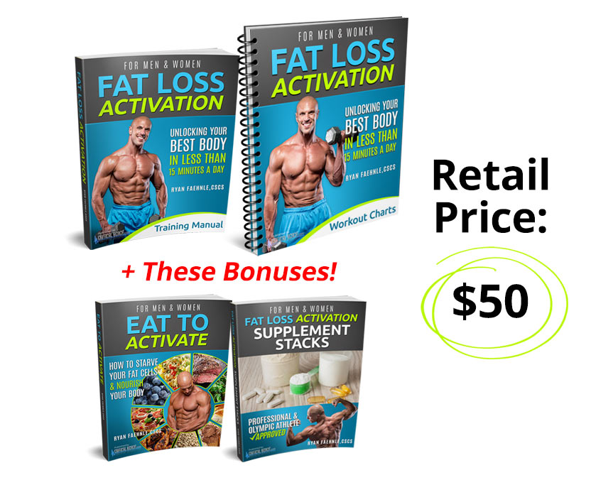 Fat Loss Activation - Look More Muscular And Leaner